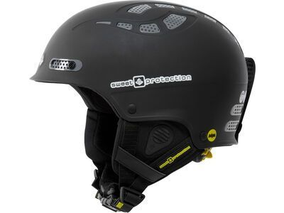 Sweet Protection Igniter MIPS, dirt black - Skihelm