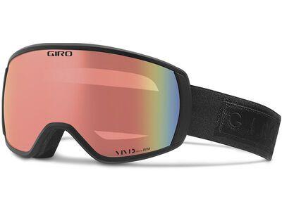 Giro Balance, black bar/Lens: vivid infrared - Skibrille