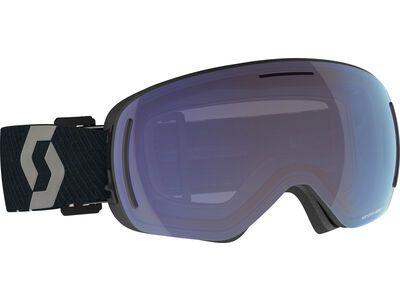 Scott LCG Evo - Enhancer Blue Chrome mountain black