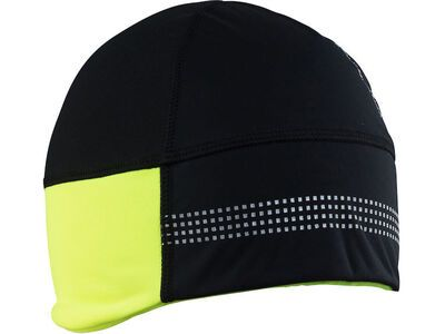 Craft Shelter Hat 2.0, black/flumino - Radmütze