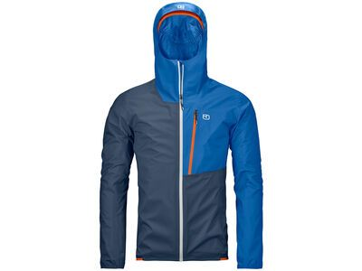 Ortovox 2.5L Civetta Jacket M blue lake