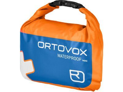 Ortovox First Aid Waterproof Mini, shocking orange - Erste Hilfe Set