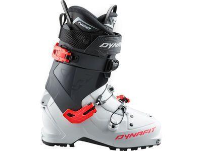 Dynafit Neo PU Damen 2020, white/fluo coral - Skiboots