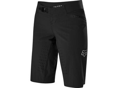 Fox Womens Flexair Short with Liner, black - Radhose