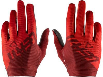 Leatt Glove DBX 1.0 with padded Palm, ruby - Fahrradhandschuhe