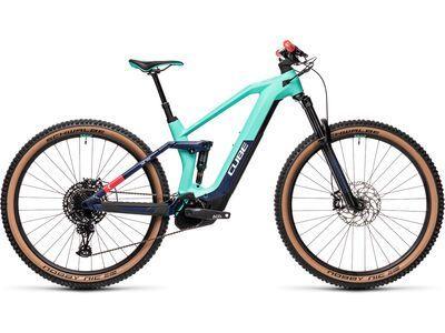Cube Stereo Hybrid 140 HPC Race 625 29 2021, team - E-Bike
