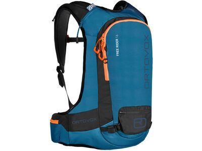 Ortovox Free Rider 16, blue sea - Rucksack