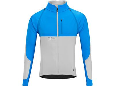 Cube Teamline Multifunktionsjacke, blue´n´grey - Radjacke