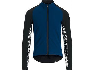 Assos Mille GT Winter Jacket, caleum blue - Radjacke