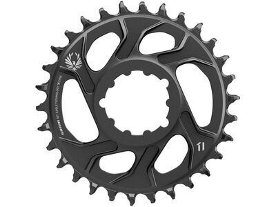 SRAM Eagle X-Sync 2 Kettenblatt - 3 mm Offset / Boost black