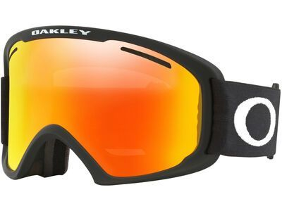 Oakley O Frame 2.0 Pro XL + WS, black/Lens: fire iridium - Skibrille