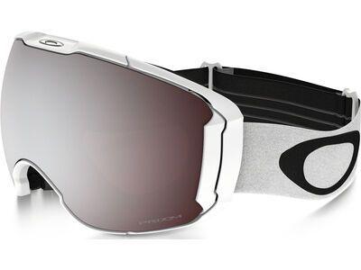 Oakley Airbrake XL Prizm + WS, white/Lens: black iridium - Skibrille