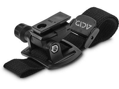 Cube Acid Helmhalter Slide-Lock, black