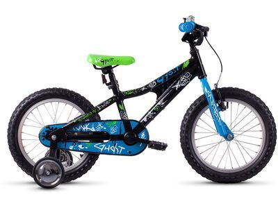 Ghost Powerkid 16 black/blue 2021