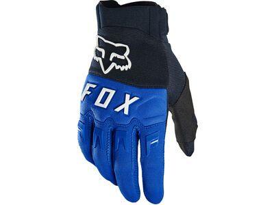 Fox Youth Dirtpaw Glove blue