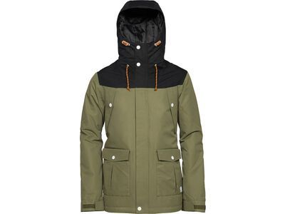 WearColour Charge Jacket, loden - Skijacke