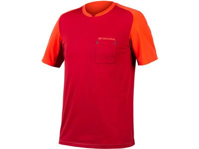 Endura GV500 Foyle T rust red