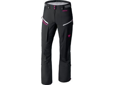 Dynafit Radical Gore-Tex Women Pants, black out - Skihose