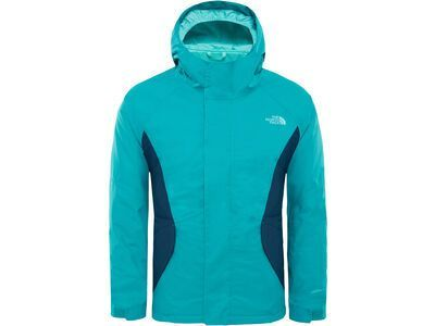 The North Face Girls Kira Triclimate Jacket, kokomo green - Skijacke