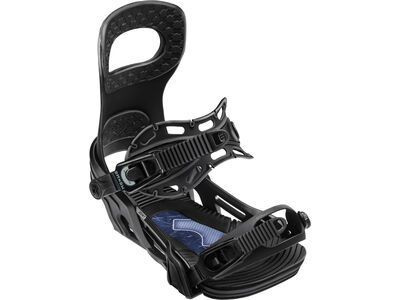 Bent Metal Joint 2020, black - Snowboardbindung