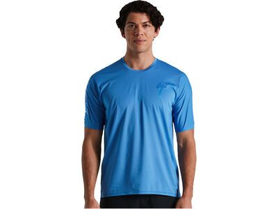 Specialized Trail Air Shortsleeve Jersey sky blue