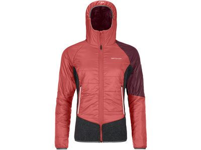 Ortovox Swisswool Piz Zupo Jacket W, blush - Thermojacke
