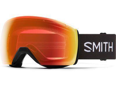 Smith Skyline XL, black/Lens: cp everyday red mir - Skibrille