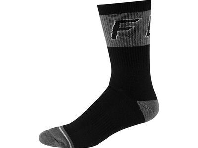 Fox 8 Winter Wool Sock, black - Radsocken