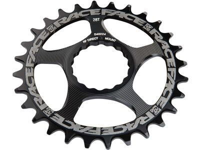 Race Face Direct Mount Cinch Narrow Wide - 10/11/12-fach black