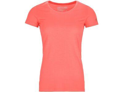 Ortovox 120 Cool Tec Clean T-Shirt W coral
