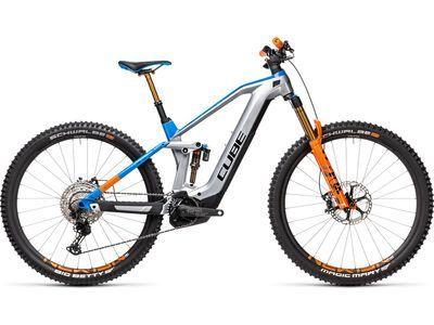 Cube Stereo Hybrid 140 HPC Actionteam 625 29 Kiox 2021 - E-Bike