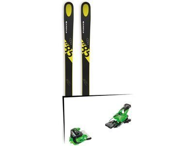 Set: Kästle FX85 HP 2019 + Tyrolia Attack² 13 GW green