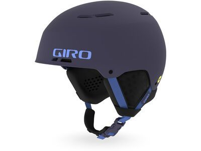 Giro Emerge MIPS, matte midnight / shock blue - Skihelm