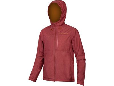 Endura Hummvee Waterproof Hooded Jacket cocoa