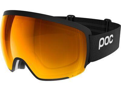 POC Orb Clarity Spektris Orange uranium black