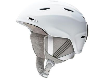 Smith Arrival, white - Snowboardhelm