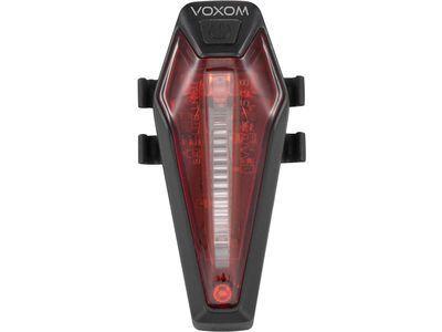 Voxom Rücklicht Lh7, schwarz