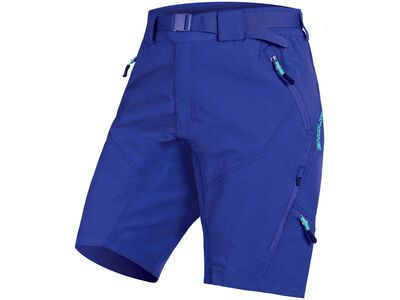 Endura Wms Hummvee Short II with Liner cobalt