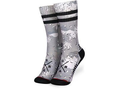 Loose Riders Technical Socks Desert Grey multi color