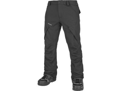 Volcom Articulated Pant, black - Snowboardhose