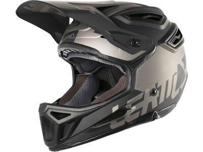Leatt Helmet DBX 5.0 Composite, black/grey - Fahrradhelm