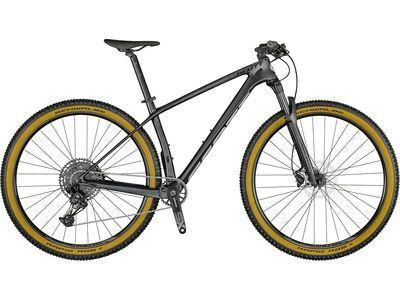 Scott Scale 940 granite black/black/silver 2021