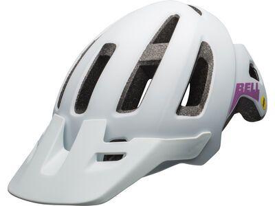 Bell Nomad W MIPS, matte white/purple