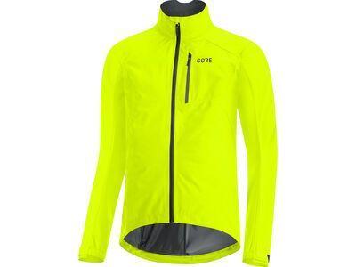 Gore Wear Gore-Tex Paclite Jacke neon yellow